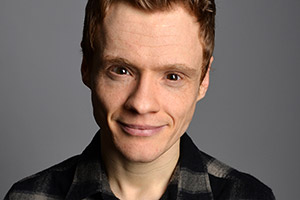 There Is No Escape. Andrew (Andrew Lawrence). Copyright: Steve Ullathorne.