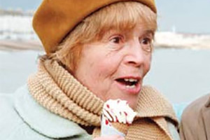 Till Death..... Min (Patricia Hayes). Copyright: Associated Television.