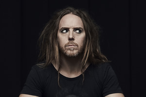 Tim Minchin. Copyright: Damian Bennett.