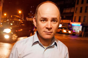 Todd Barry.