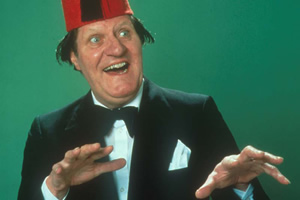 V&A's Tommy Cooper Collection