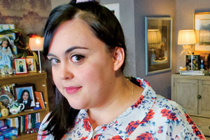 Two Doors Down. Sophie (Sharon Rooney). Copyright: BBC.