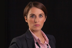 Line Of Duty. Vicky McClure. Copyright: BBC.