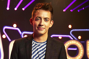 Virtually Famous. Kevin McHale. Copyright: Talkback / Hungry Bear Media.