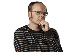The Life And Times Of Vivienne Vyle. Dr Jonathan Fowler (Jason Watkins). Copyright: BBC.