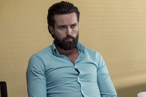 Women On The Verge. Kieran (Emmett J Scanlan).