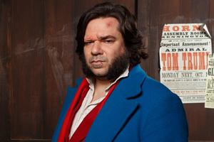 Year Of The Rabbit. Detective Inspector Rabbit (Matt Berry). Copyright: Objective Productions.