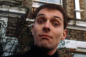 The Young Ones. Rick (Rik Mayall). Copyright: BBC.