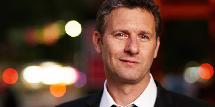 Adam Hills interview