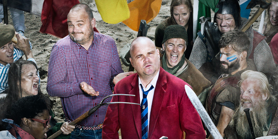 Al Murray: Why Does Everyone Hate The English. Al Murray.