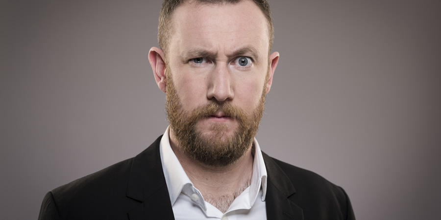 Alex horne horne section on odyssey radio series