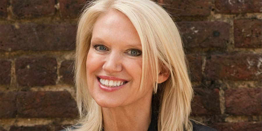 Anneka Rice. Copyright: BBC.