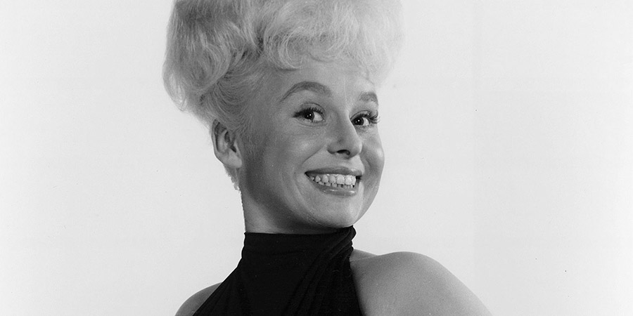 Barbara Windsor. Copyright: REX / Shutterstock.