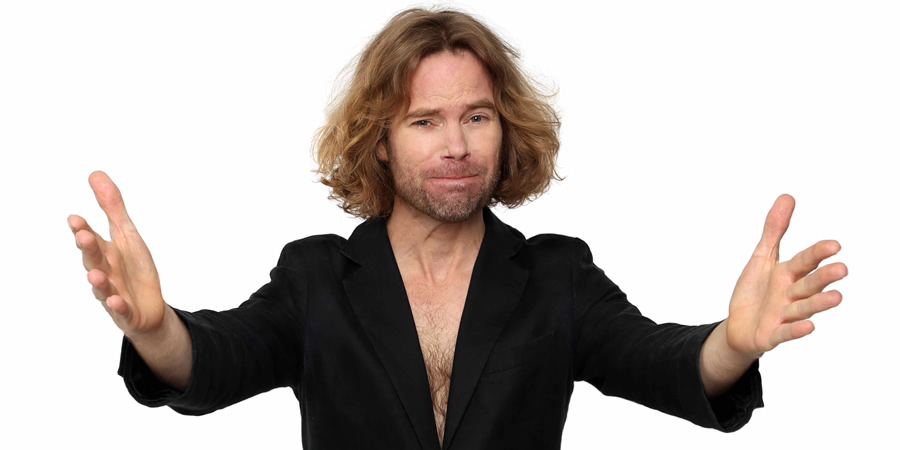 Barry Ferns.