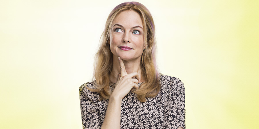 Bliss. Kim (Heather Graham).