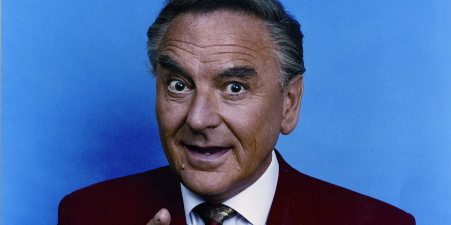 Bob Monkhouse. Copyright: BBC.