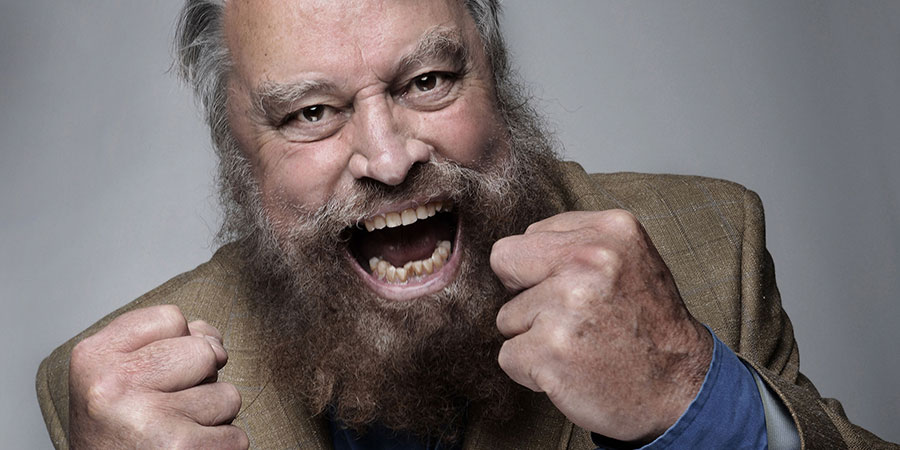 Brian Blessed.