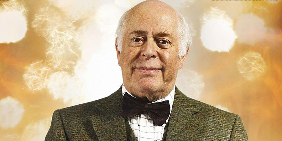 Clive Swift. Copyright: BBC.