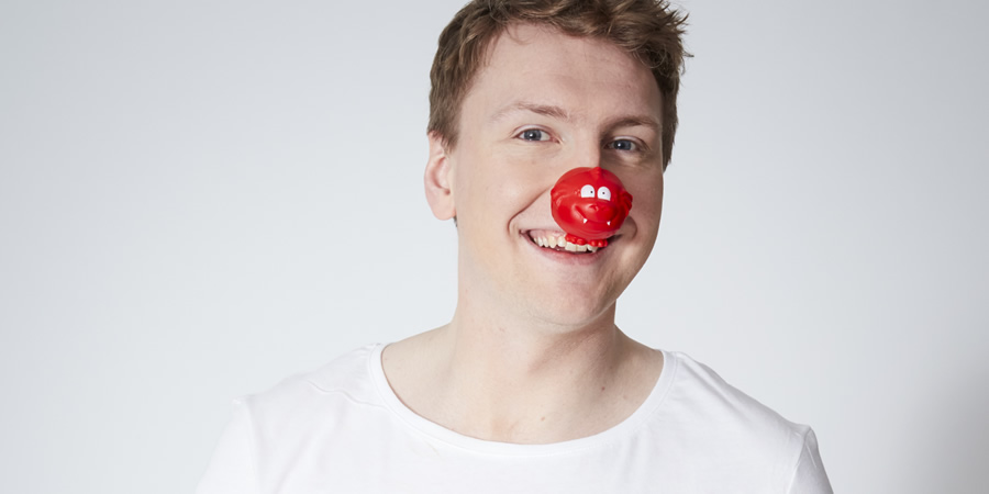 Comic Relief. Joe Lycett. Copyright: Comic Relief.