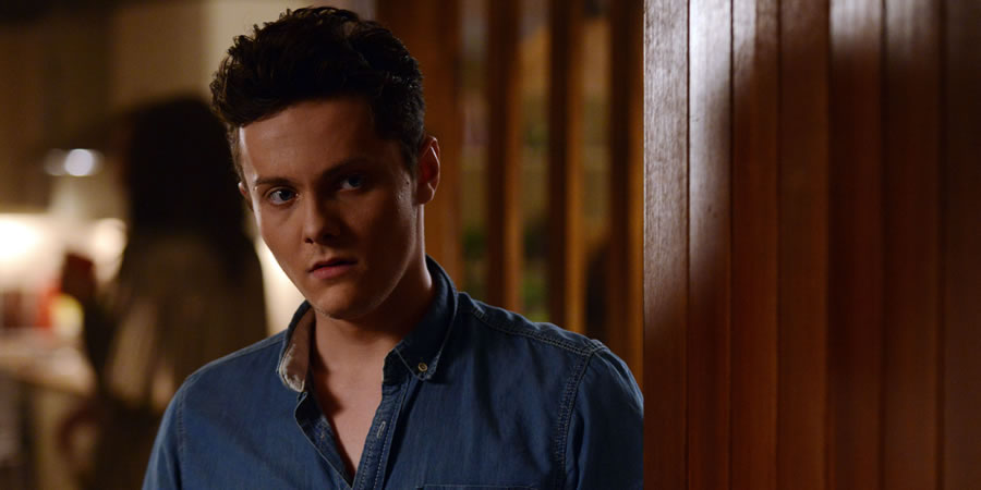 Cuckoo. Dylan (Tyger Drew-Honey). Copyright: Roughcut Television.