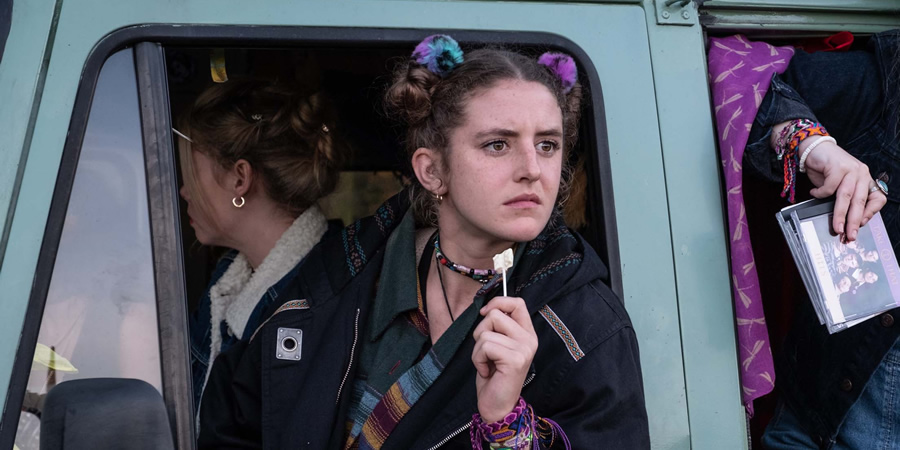 Derry Girls. Orla McCool (Louisa Harland). Copyright: Hat Trick Productions.