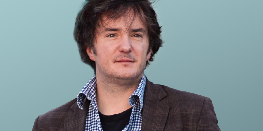 Dylan Moran. Copyright: Andy Hollingworth.