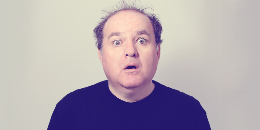 Edward Aczel - Random 8 interview - British Comedy Guide