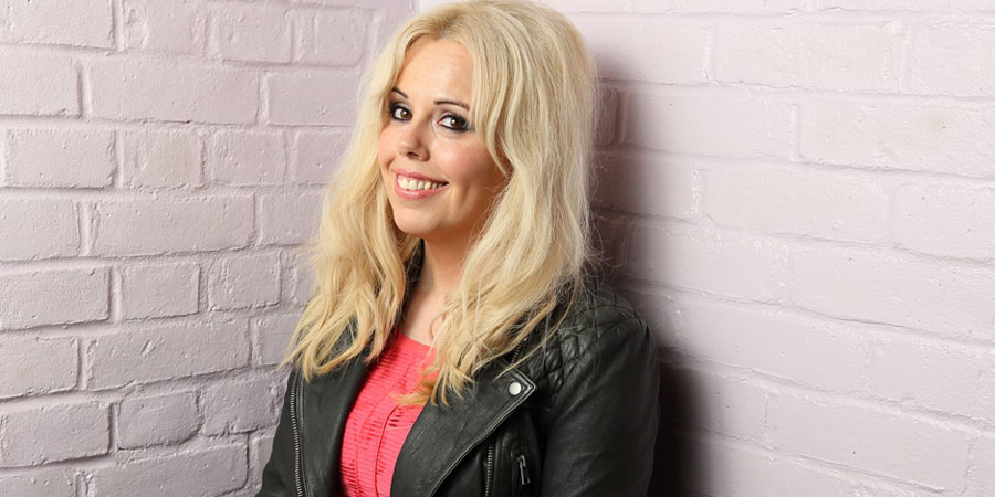 GameFace. Marcella (Roisin Conaty). Copyright: Objective Productions.