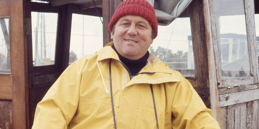 Happy Ever After. Terry Fletcher (Terry Scott). Copyright: BBC.