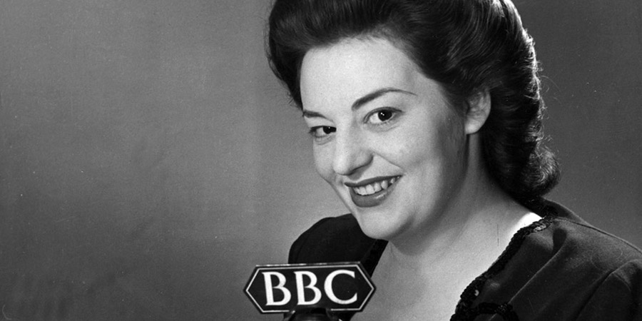 Hattie Jacques. Copyright: BBC.