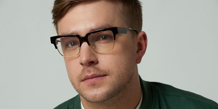 Iain Stirling.