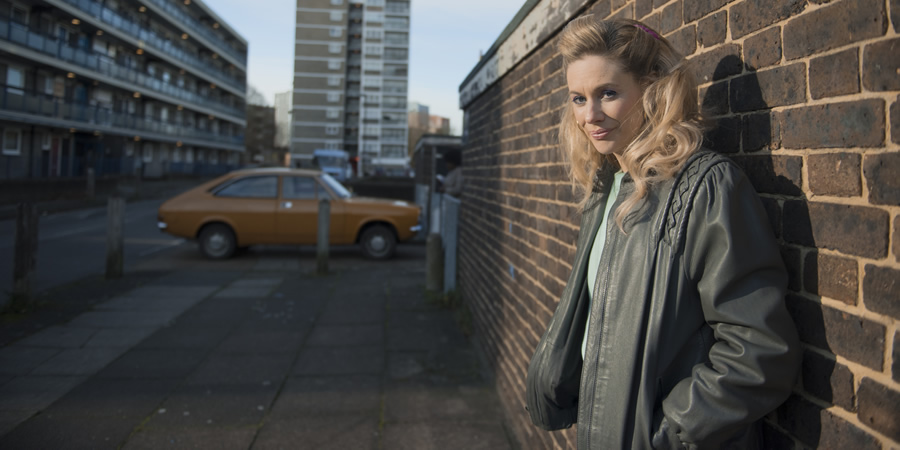 In The Long Run. Kirsty (Kellie Shirley).