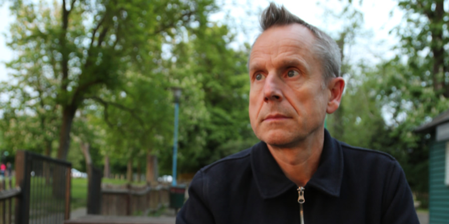 When Jeremy Hardy Spoke To The Nation - Radio 4 Factual