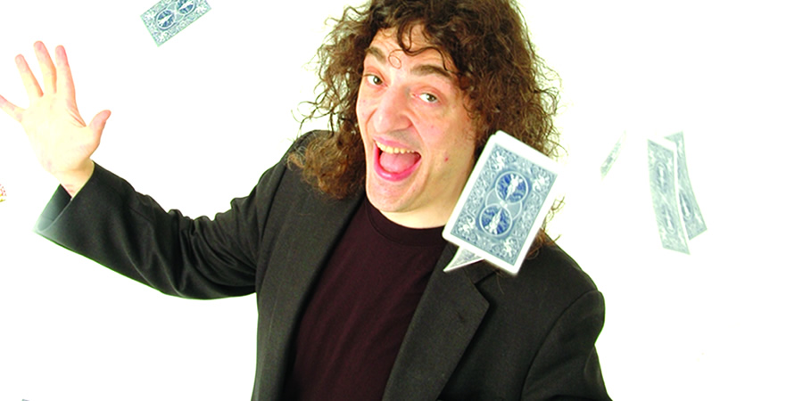 British Comedy GuidePreview: Jerry Sadowitz in London