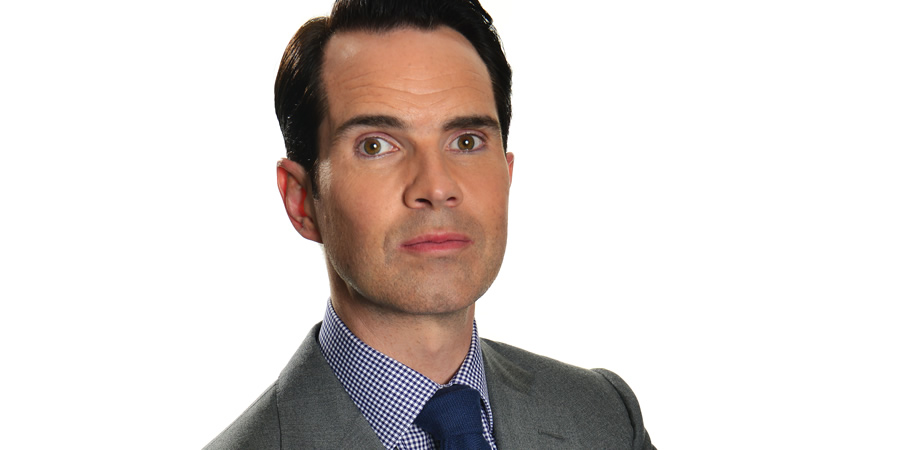 Jimmy Carr.