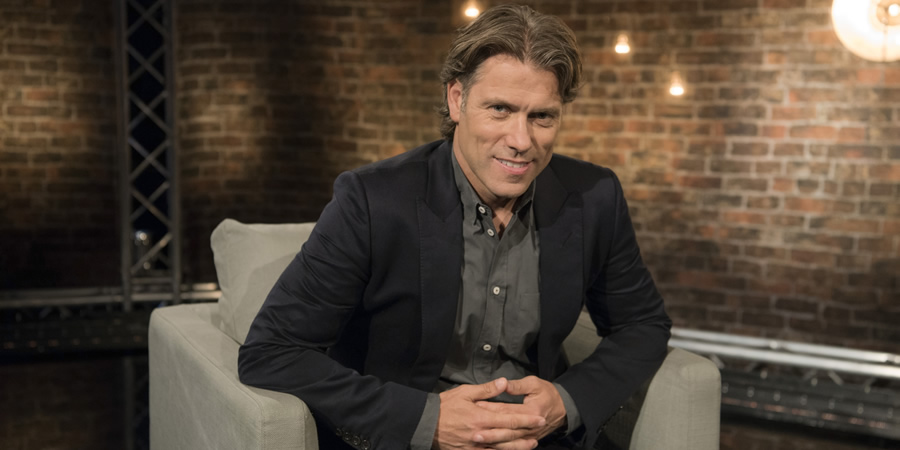 John Bishop In Conversation With.... John Bishop. Copyright: Lola Entertainment / UKTV.
