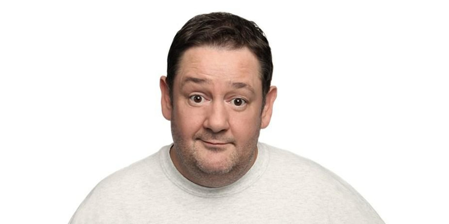 Johnny Vegas.