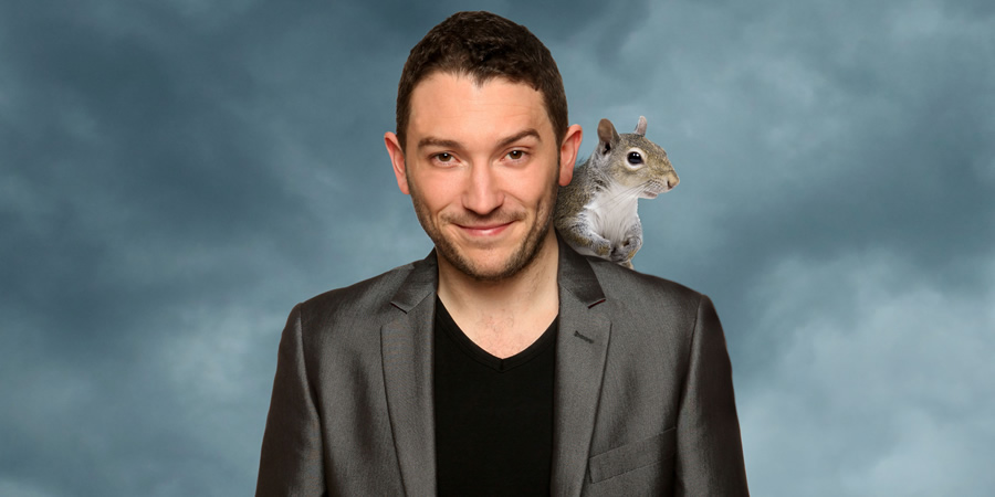 Jon Richardson: Nidiot. Jon Richardson.