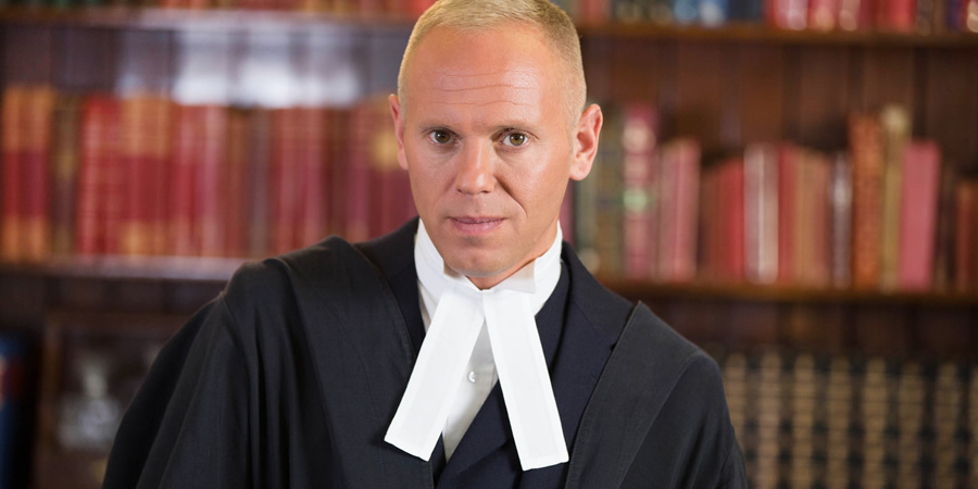 Judge Rinder. Robert Rinder. Copyright: ITV.