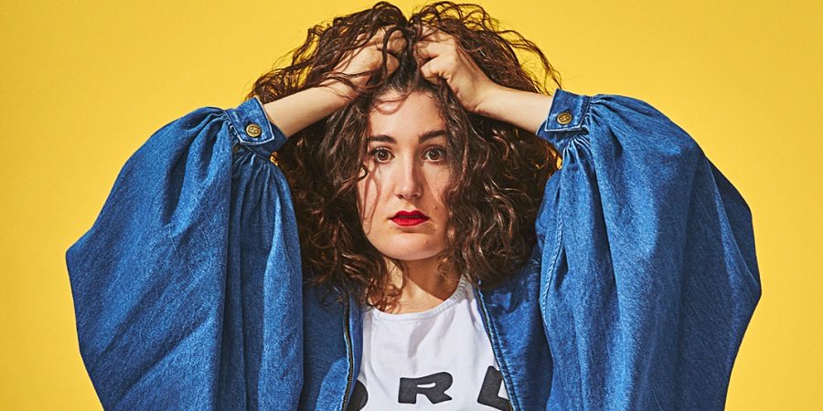 Kate Berlant. Copyright: Stephanie Gonot.