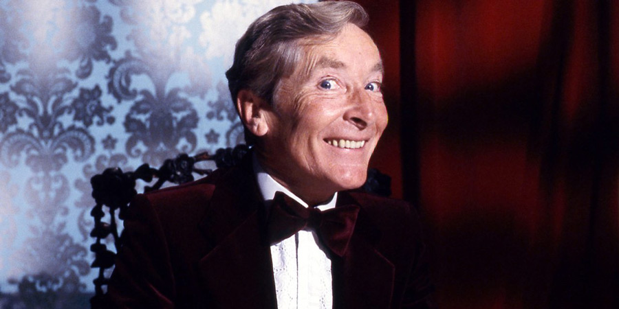 Kenneth Williams.