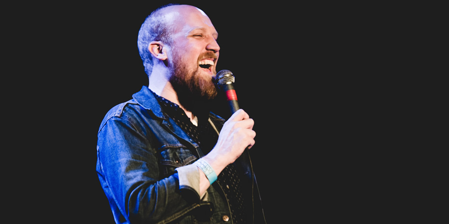 Kevin James Doyle - First Gig, Worst Gig - British Comedy Guide