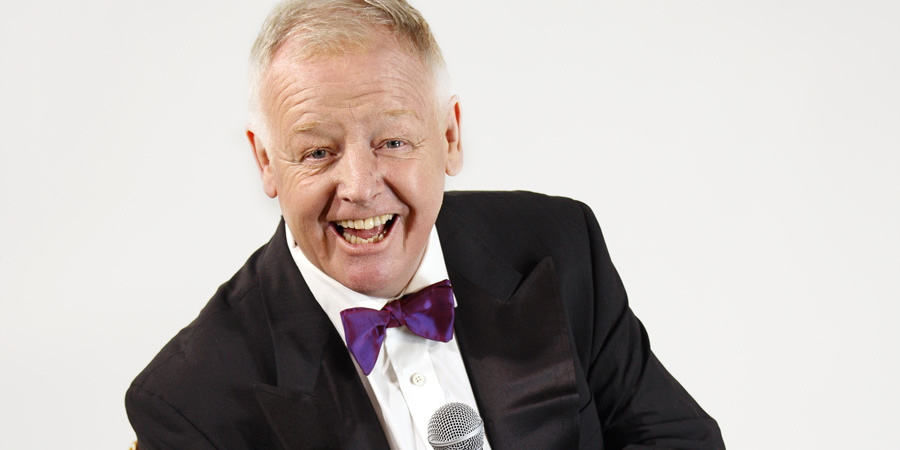 End Of The Pier. Les Dennis. Copyright: Simon Annand.