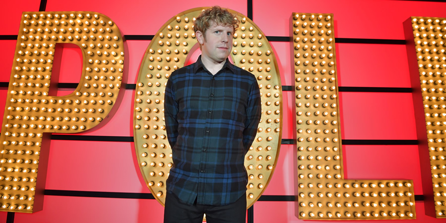 Live At The Apollo. Josh Widdicombe. Copyright: Off The Kerb.
