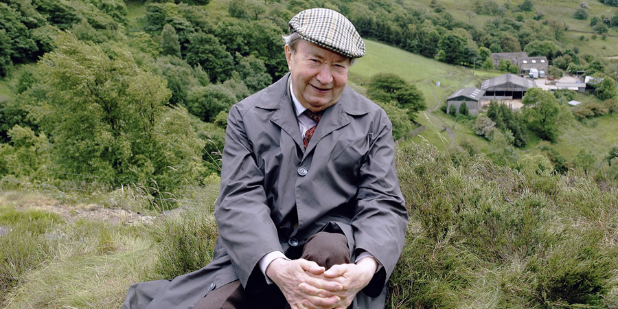 Last Of The Summer Wine. Norman Clegg (Peter Sallis). Copyright: BBC.