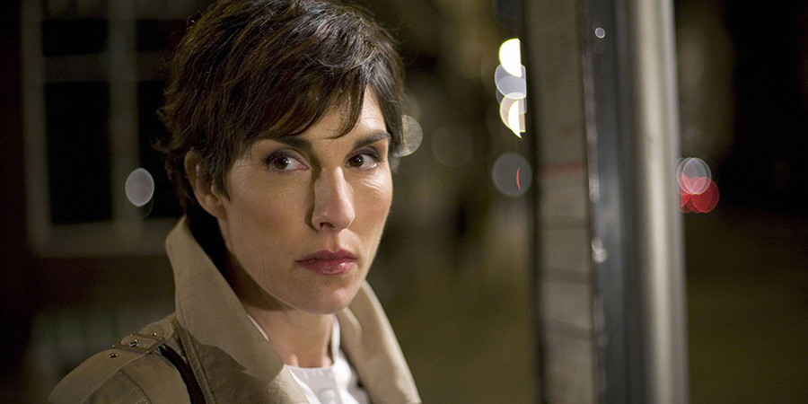 Love Soup. Alice Chenery (Tamsin Greig). Copyright: BBC.