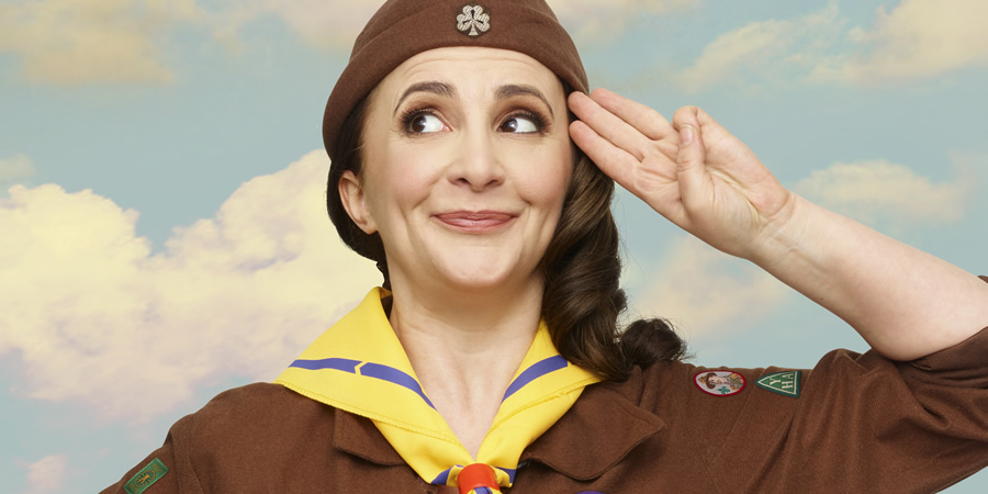 Lucy Porter.