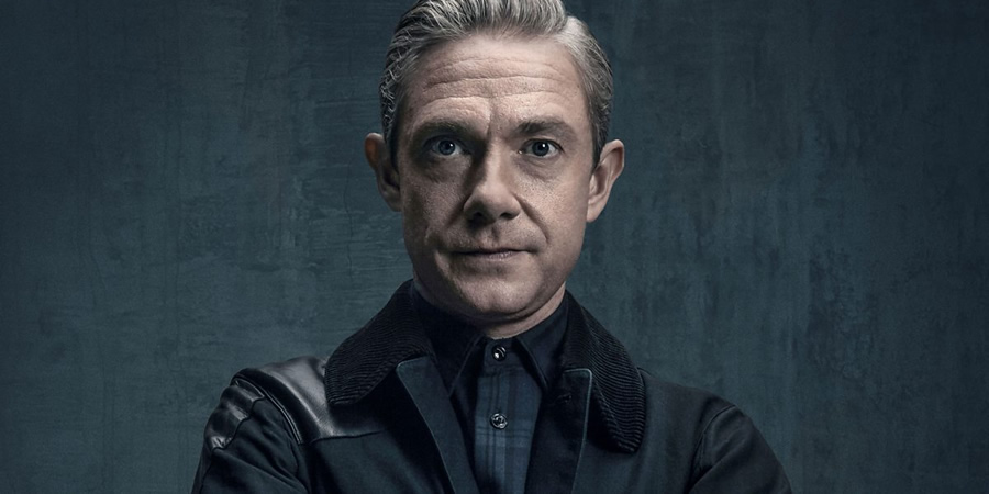 Martin Freeman. Copyright: BBC.