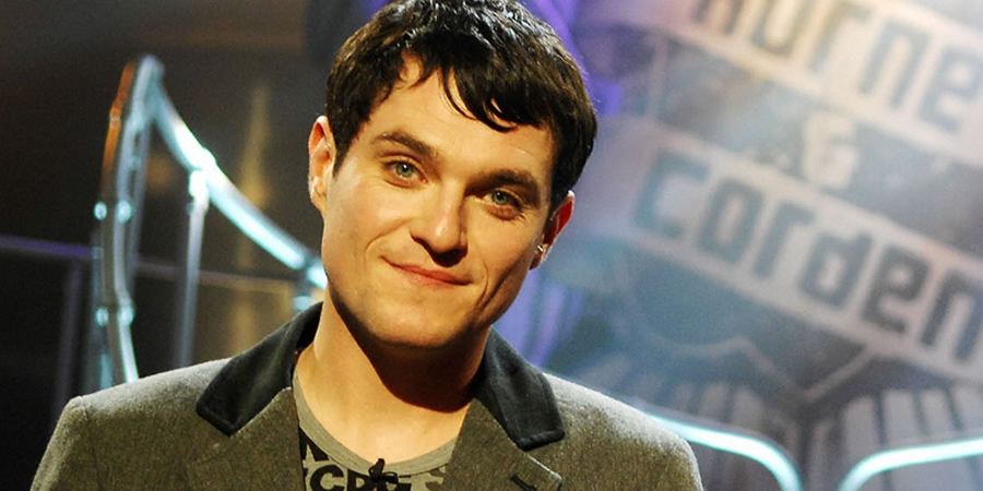 Horne & Corden. Mathew Horne. Copyright: Tiger Aspect Productions.