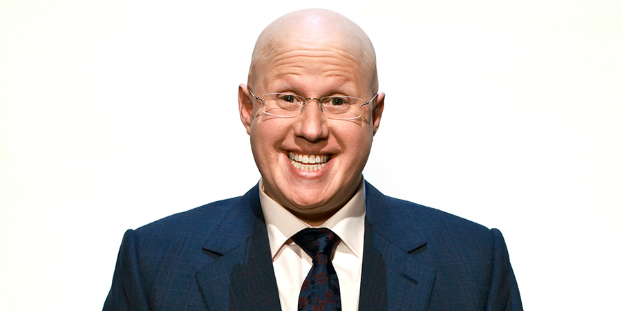 Reasons To Be Cheerful With Matt Lucas. Matt Lucas. Copyright: Nit TV.